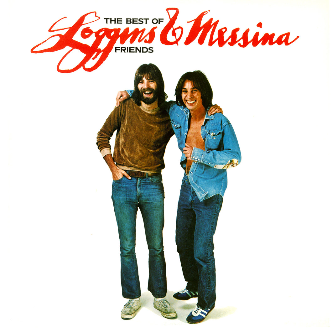 Loggins & Messina | The Best Of Friends-Greatest Hits (180 Gram Audiophile Red Vinyl/Gatefold Cover/Poster)