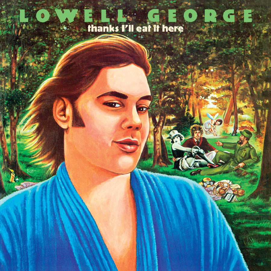 GEORGE LOWELL | THANKS I'LL EAT IT HERE-THE DELUXE EDITION LP (180 GRAM AUDIOPHILE VINYL)
