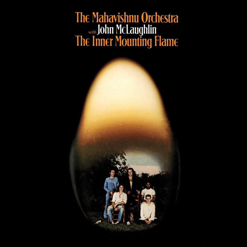 THE MAHAVISHU ORCHESTRA WITH JOHN MCLAUGHLIN | THE INNER MOUNTING FLAME (180 GRAM AUDIOPHILE CLEAR VINYL/LIMITED EDITION/GATEFOLD COVER)