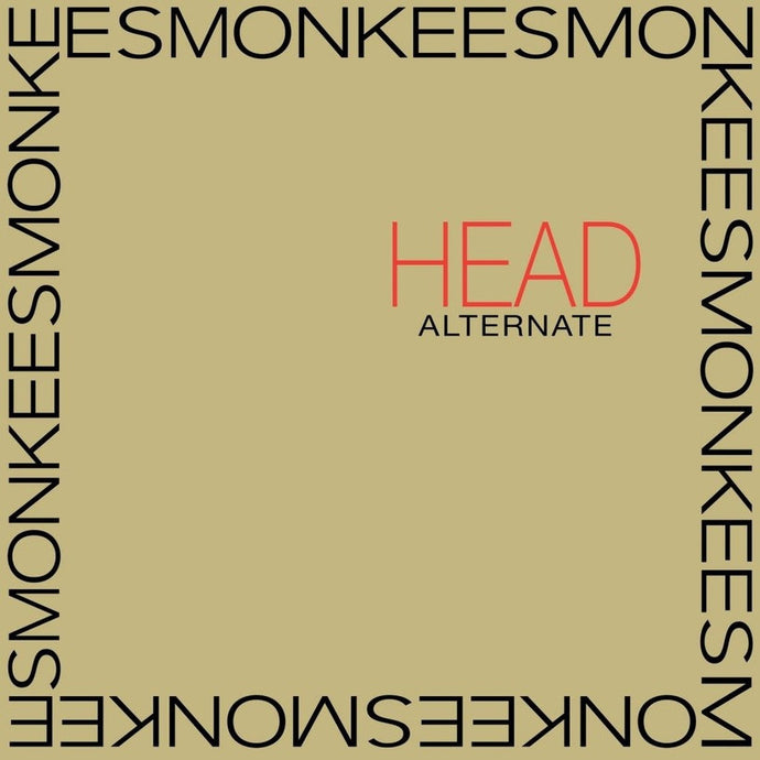 THE MONKEES | HEAD-ALTERNATE (180 Gram Audiophile Translucent Gold Vinyl/Limited Anniversary Edition/ Gold Foil Cover)