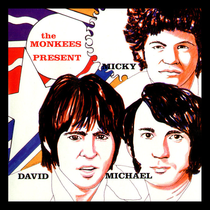 THE MONKEES | THE MONKEES PRESENT CD