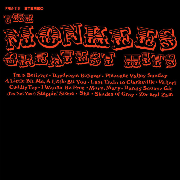 THE MONKEES | GREATEST HITS (180 GRAM AUDIOPHILE VINYL/LIMITED EDITION)