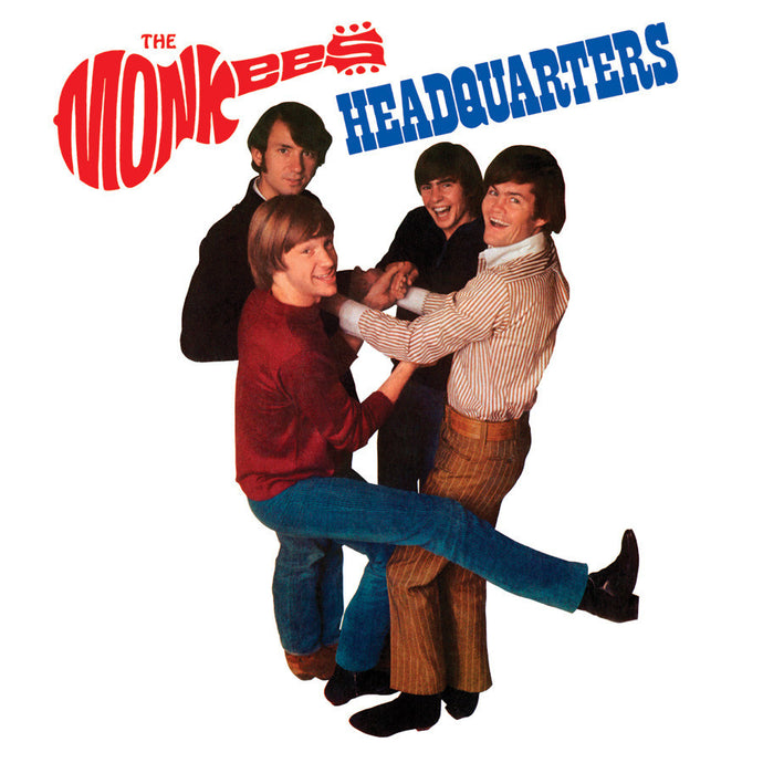 THE MONKEES | HEADQUARTERS-THE DELUXE EDITION CD