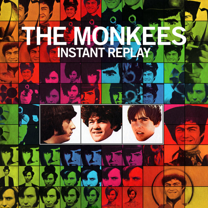 THE MONKEES | INSTANT REPLAY-THE DELUXE 50TH ANNIVERSARY EDITION CD (ORIGINAL RECORDING MASTER/