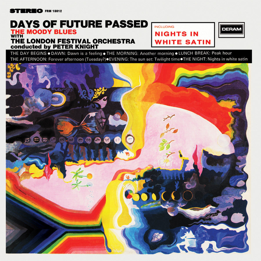THE MOODY BLUES |DAYS OF FUTURE PASSED (180 GRAM AUDIOPHILE VINYL/LIMITED EDITION)