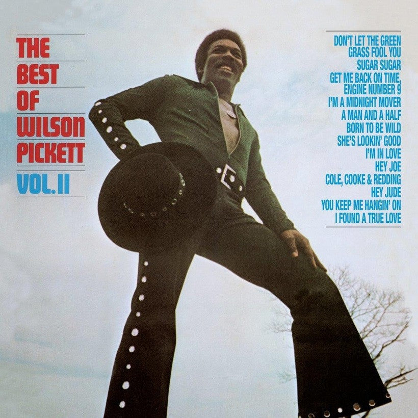 WILSON PICKETT | THE BEST OF WILSON PICKETT VOLUME TWO (180 GRAM AUDIOPHILE VINYL/LIMITED ANNIVERSARY EDITION)