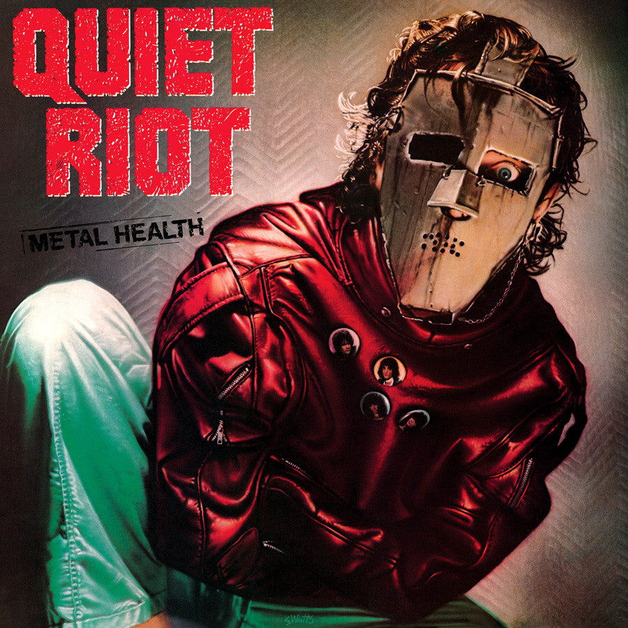 QUIET RIOT | METAL HEALTH (180 GRAM AUDIOPHILE VINYL/LIMITED EDITION)