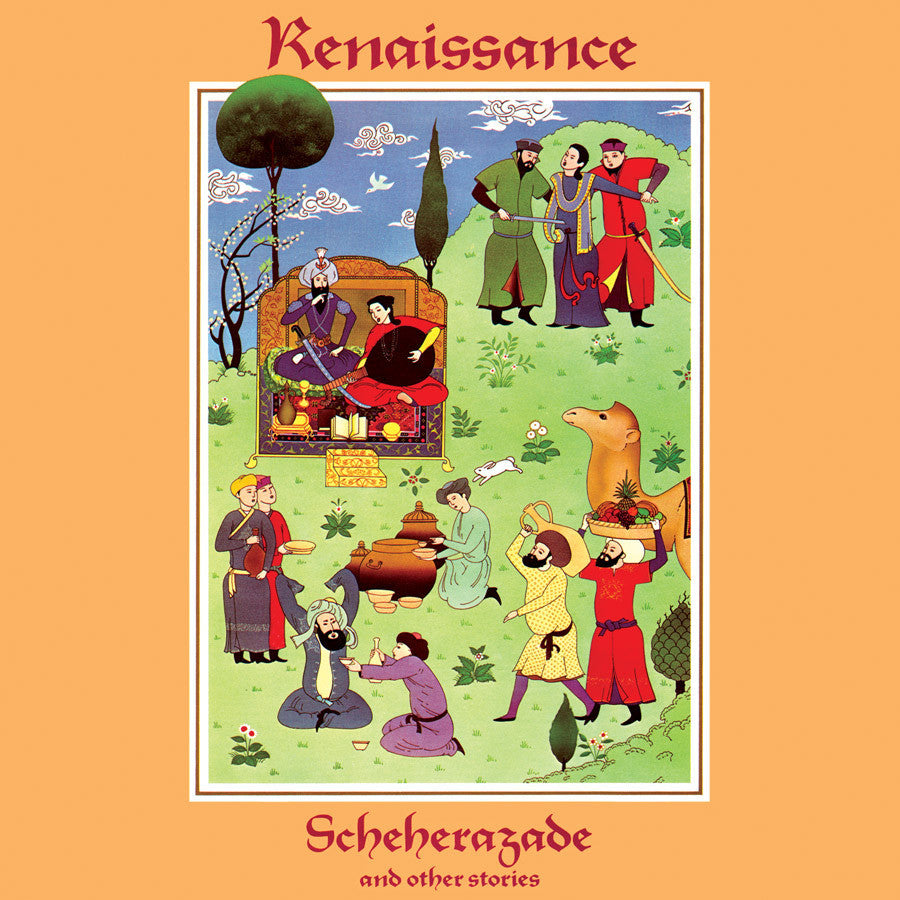 RENAISSANCE | SCHEHERAZADE AND OTHER STORIES-THE DELUXE EDITION CD/DVD