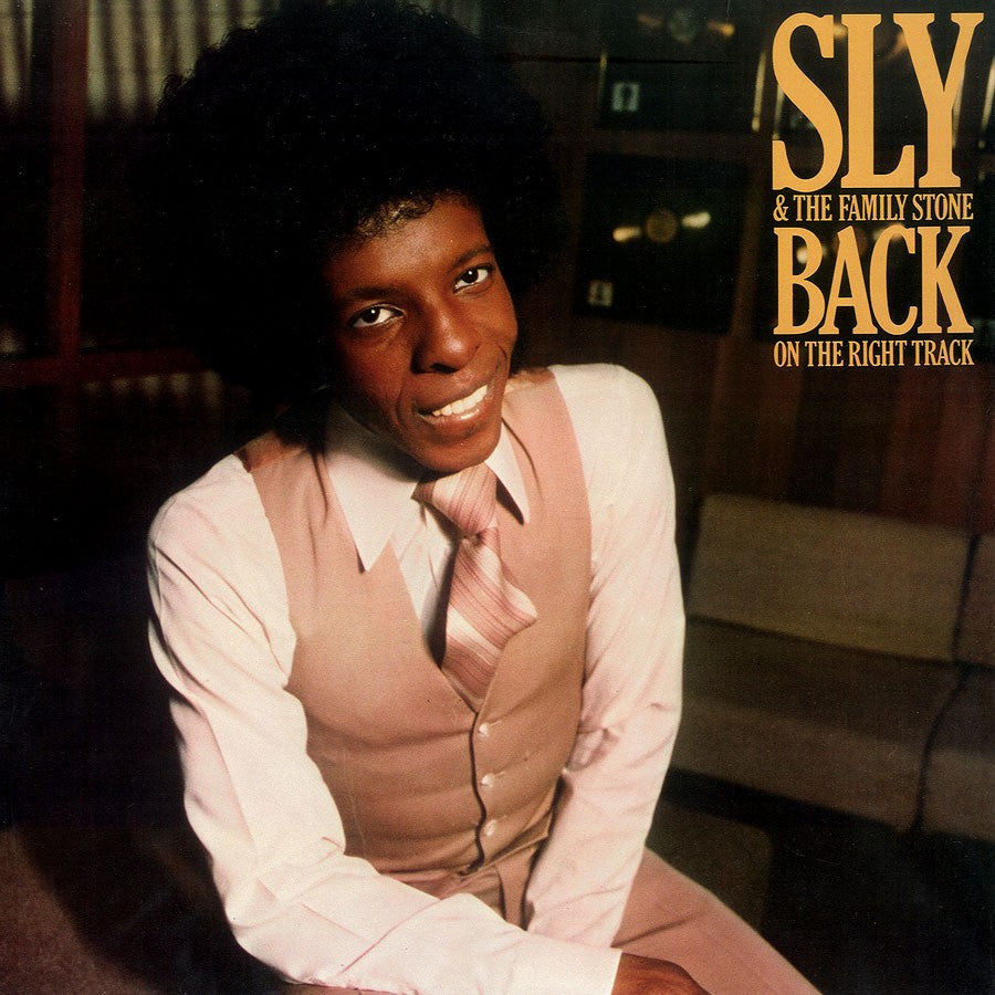 SLY & THE FAMILY STONE | BACK ON THE RIGHT TRACK CD (ORIGINAL RECORDING REMASTERED/LIMITED ANNIVERSARY EDITION)