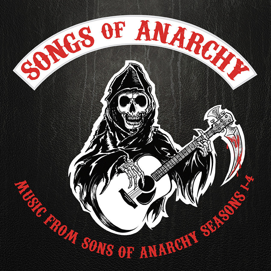SONS OF ANARCHY | SONGS OF ANARCHY: MUSIC FROM SONS OF ANARCHY SEASONS 1-4 (180 GRAM AUDIOPHILE)