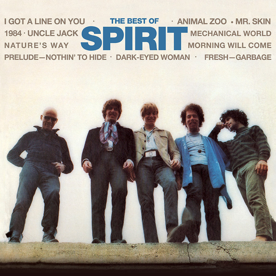 SPIRIT | THE BEST OF SPIRIT (180 GRAM AUDIOPHILE VINYL/ANNIVERSARY LIMITED EDITION)
