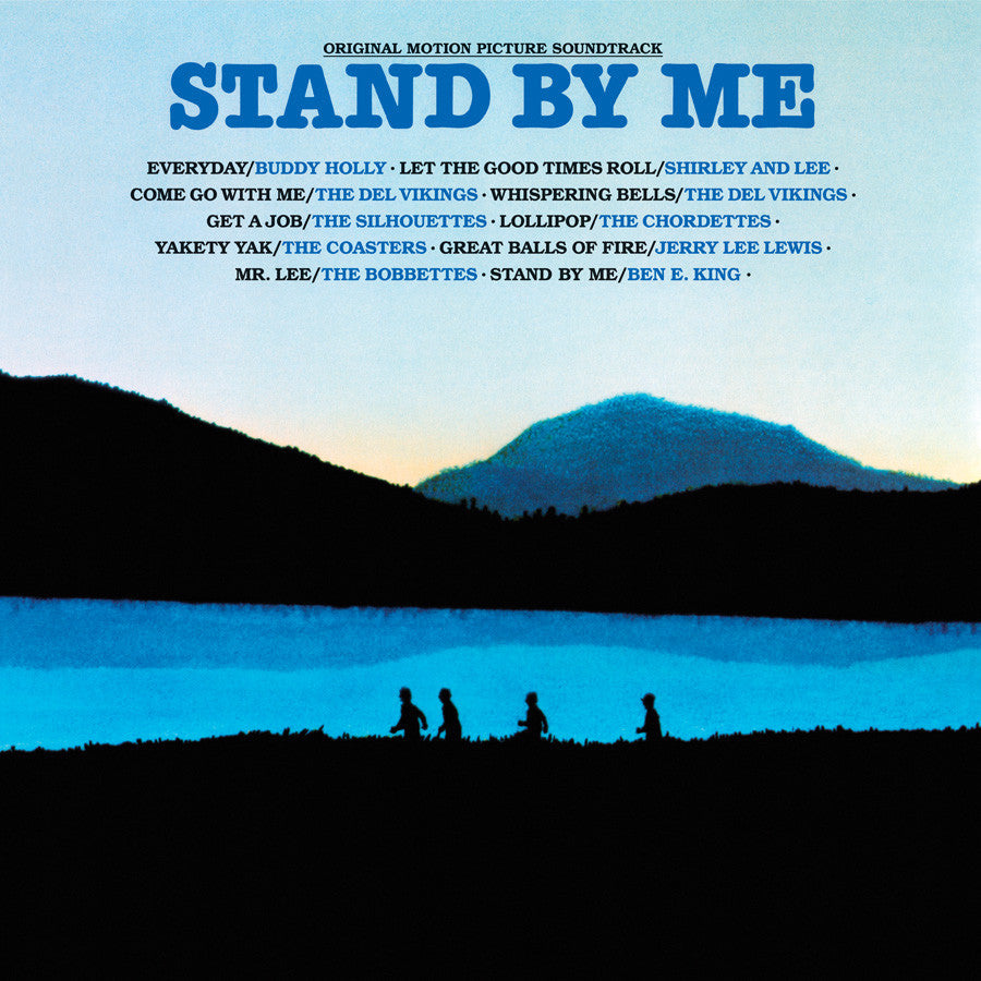 VARIOUS ARTIST | STAND BY ME - ORIGINAL MOTION PICTURE SOUNDTRACK LP (180 GRAM AUDIOPHILE VINYL)
