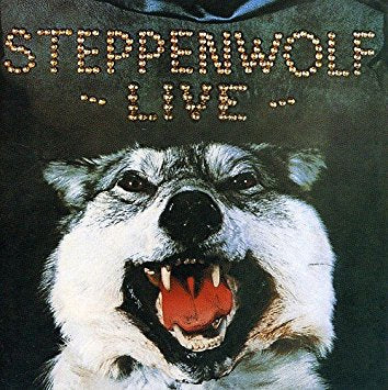 STEPPENWOLF | STEPPENWOLF LIVE (180 Gram Audiophile Vinyl/Limited Anniversary Edition/Gatefold Cover)