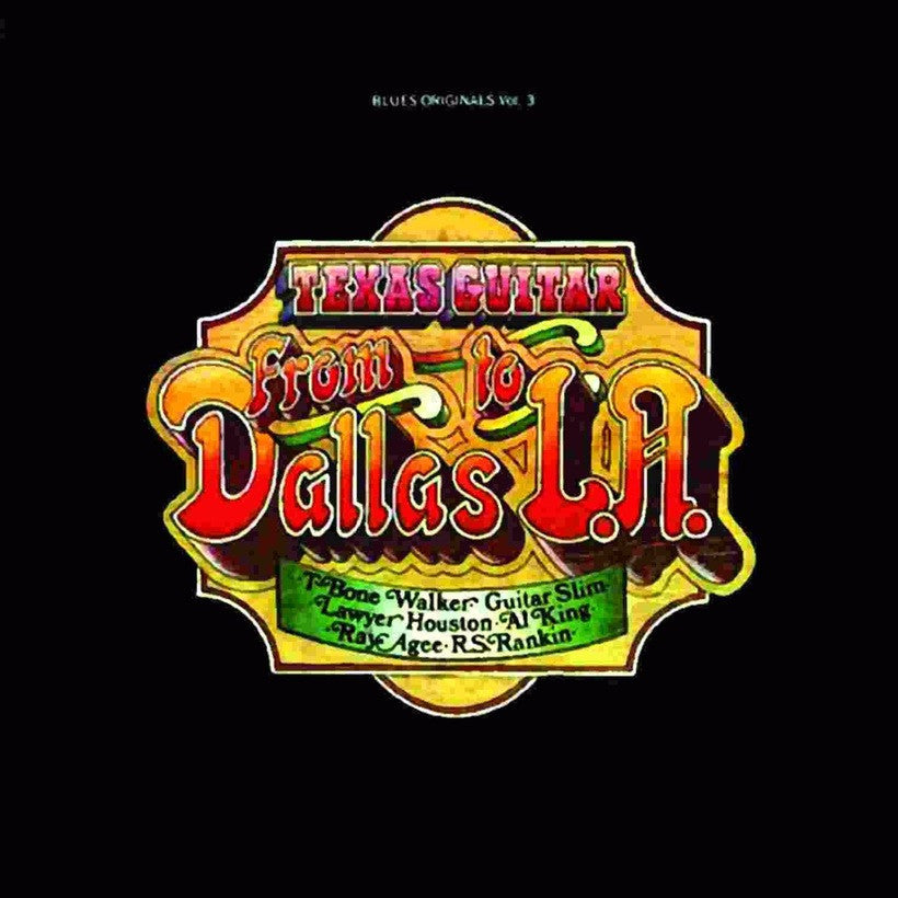 T-BONE WALKER & VARIOUS ARTIST | TEXAS GUITAR-FROM DALLAS TO L.A. CD