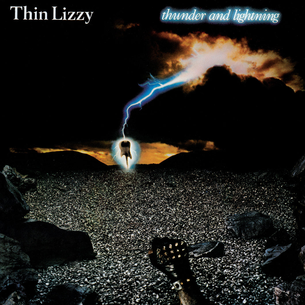 THIN LIZZY | THUNDER AND LIGHTNING (180 GRAM AUDIOPHILE VINYL/LIMITED EDITION)