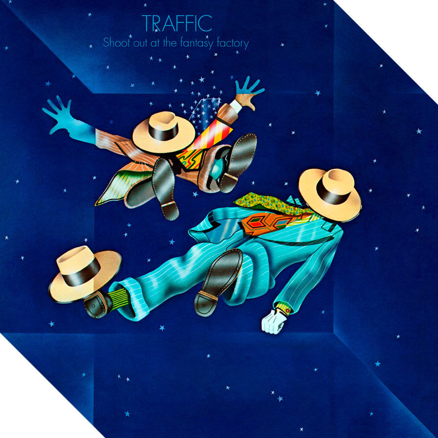 TRAFFIC | SHOOT OUT AT THE FANTASY FACTORY (180 GRAM AUDIOPHILE VINYL/LIMITED ANNIVERSAR