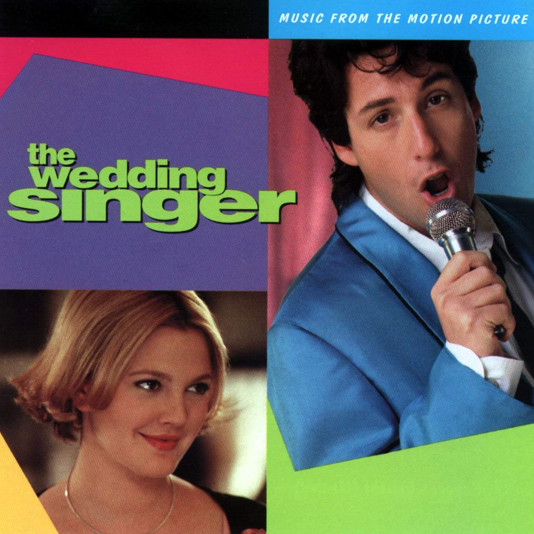 Soundtrack | The Wedding Singer -Music From The Motion Picture (180 Gram Audiophile Vinyl/Limited Edition/Gatefold Cover)