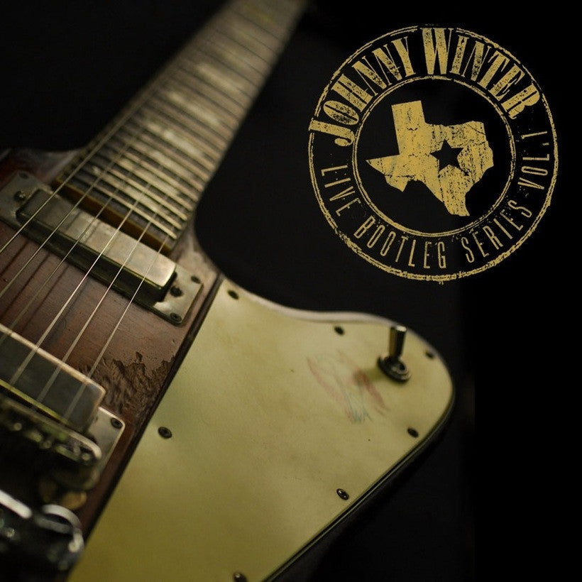 JOHNNY WINTER | LIVE BOOTLEG SERIES VOLUME 1 CD