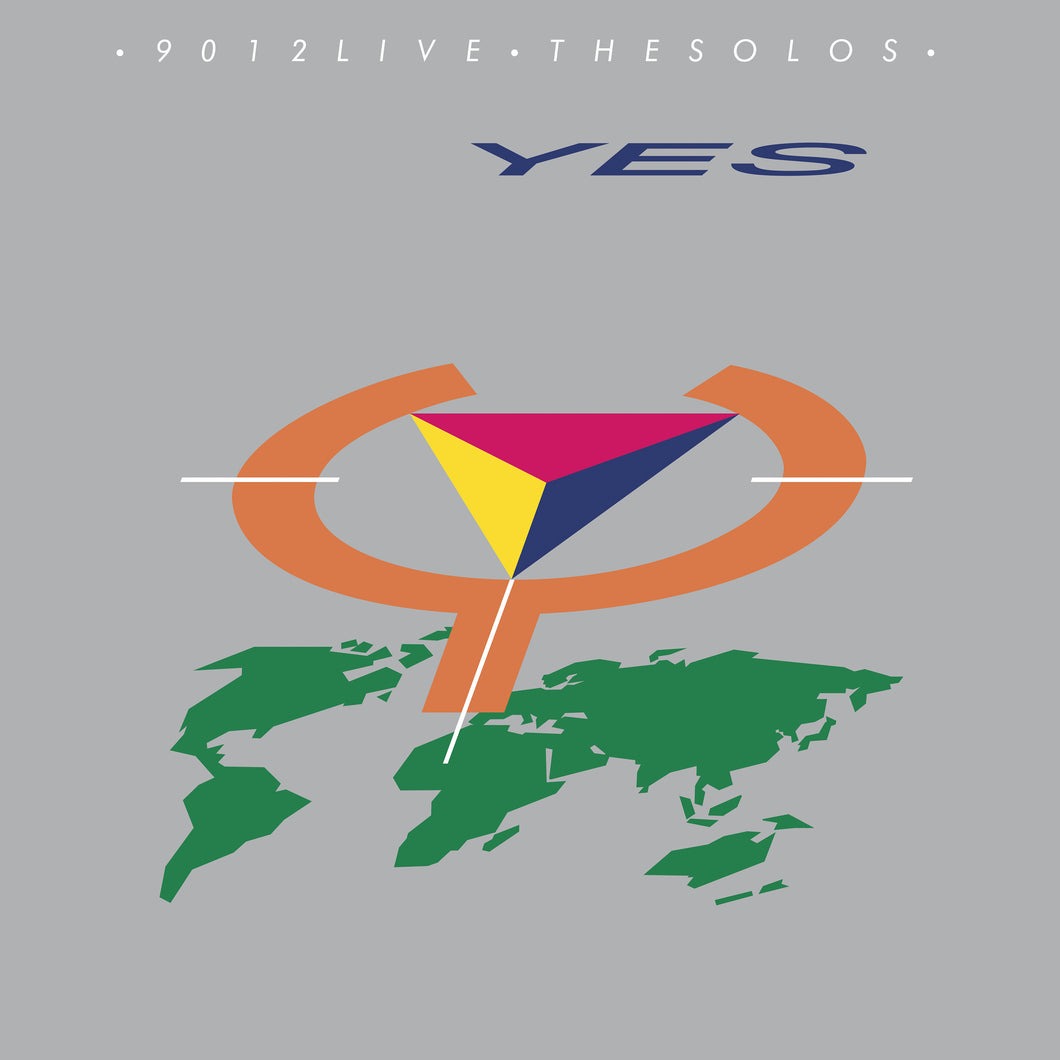 YES | 9012LIVE- THE SOLOS (180 GRAM AUDIOPHILE VINYL/LIMITED EDITION)