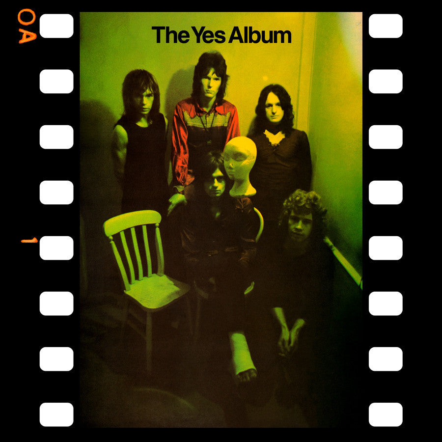 YES | THE YES ALBUM (180 GRAM AUDIOPHILE VINYL 45RPM 2X LP BOX SET/LIMITED ANNIVERSARY EDITION)