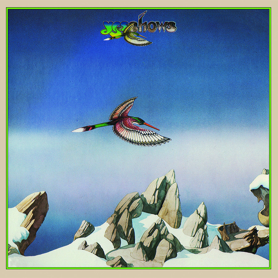 YES | YESSHOWS (180 GRAM AUDIOPHILE VINYL/ANNIVERSARY LIMITED EDITION)