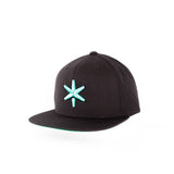 ICE Snapback Black - ICE Cannabis