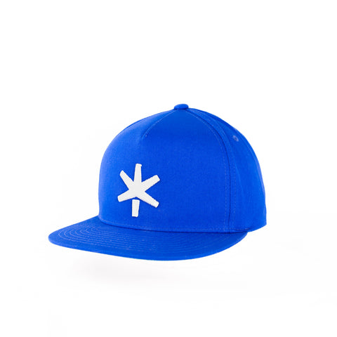 ICE Snapback Blue - ICE Cannabis