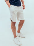 Evolution Short Ivory White - ICE Cannabis Athletica