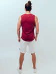 Everyday Tank Burgundy Red - ICE Cannabis Athletica