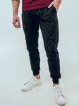 Agile Joggers Midnight Black - ICE Cannabis Athletica