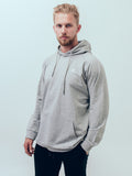 Everyday Pullover Heather Grey - ICE Cannabis Athletica