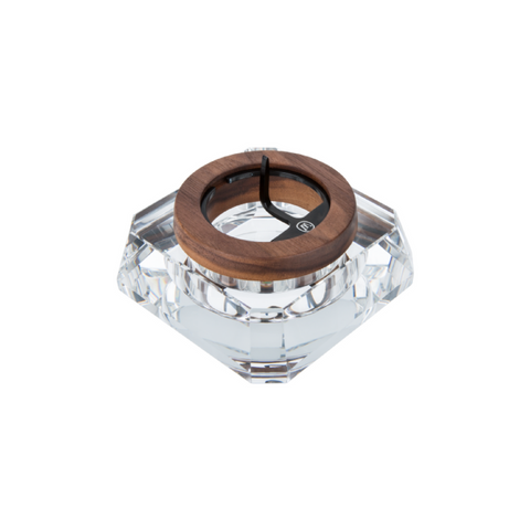 Marley Natural Crystal Ashtray - Marley Natural