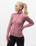 Movement Jacket Orchid Pink - ICE Cannabis Athletica