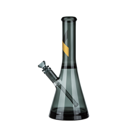 Marley Natural Smoked Glass Water Pipe - Marley Natural