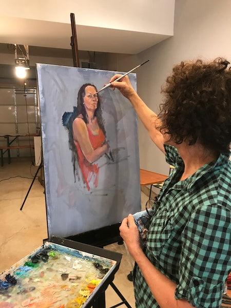 Open Studio at Atelier Garage-- Fall Sessions!
