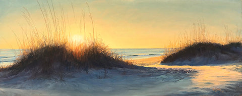 Painting Seascapes - 1 Day Pastel Workshop with Lori Simmerman Goll