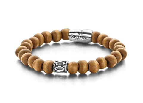 St-Bracelet-Wooden-Brown