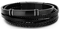 Leather-multi-strand