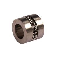 KERMAR - Steel Link with 2 O-Rings (KM-23311)