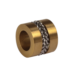 KERMAR - Steel Link with 2 O-Rings (KM-23331)