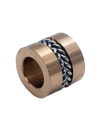 KERMAR - Steel Link with 2 O-Rings (KM-23341)