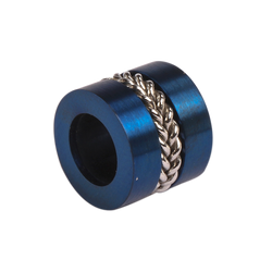KERMAR - Steel Link with 2 O-Rings (KM-23351)