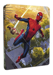 Spider-Man Homecoming - HMV Exclusive Steelbook [Audio Ita]
