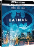 Batman + Batman Returns (Penguin) - CMA#18 - Box Set (4K Ultra HD + BR) [250]