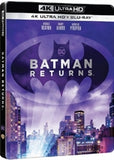 Batman + Batman Returns (Catwoman) - CMA#18 - Box Set (4K Ultra HD+BR) [250]
