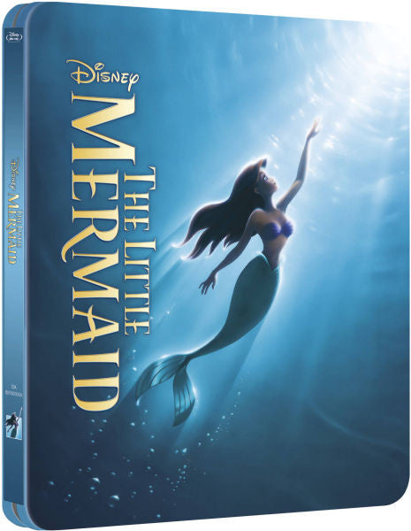 The Little Mermaid - Steelbook Edition
