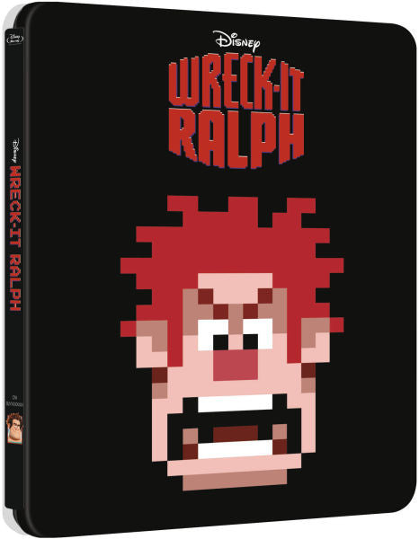 Wreck-It Ralph - Steelbook Edition