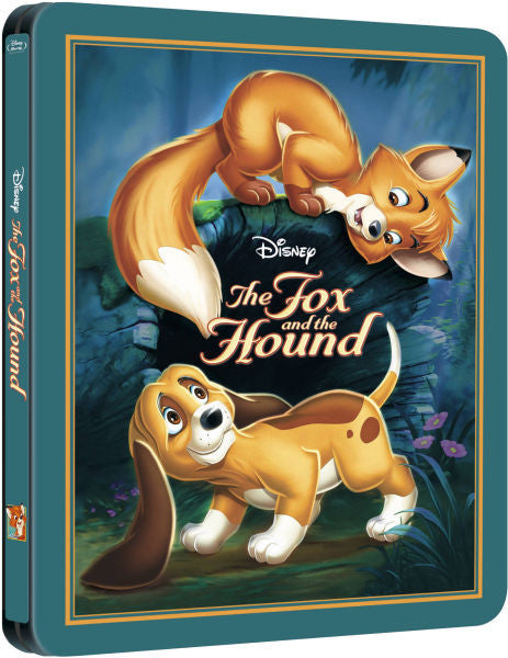 The Fox and The Hound - Steelbook Edition