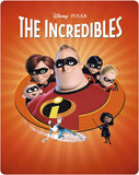 The Incredibles - Steelbook Edition