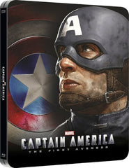Captain America: The First Avenger 3D - Lenticular Edition